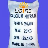 China Other chemicals Calcium nitrate tetrahydrate on sale