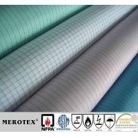 Buy cheap OEM cotton nylon fire protection fabric for pants EN14116 from wholesalers