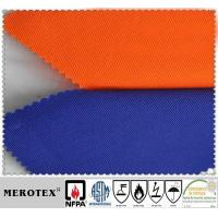 Buy cheap 100% cotton fireproof material fabric for safety clothing from wholesalers
