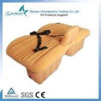 China Best Commercial Comfort TPU Inflatable Bed for Car on sale