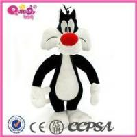 Brand Products OEM cute cat plush toy kids cat toys Manufactures