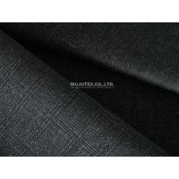 100% Cotton Checked Malange Fabric for Men's Suits, Trousers and Overcoat Manufactures