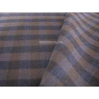100% Rayon Yarn DyedRayon Viscose Fabric Plain Weave, 140g/m2 for Summer Dressing Manufactures