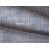 Ladies Fashion High Count Twill Weave Check Good Quality Cotton Yarn Dyed Fabric Manufactures