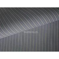 Cotton Yarn Dyed Poplin Fabric, High Quality, High Yarn Count, Liquid Ammonia Finished Manufactures