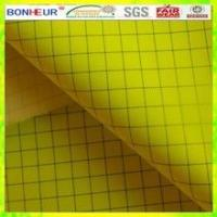 300d polyester oxford antistatic fabric for antistatic coveralls Manufactures