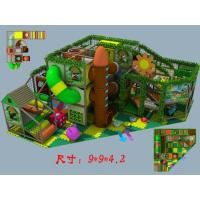 Theme of Indoor Playground Playground Equipment Model:Rockets series