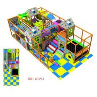 Indoor Play (50-100m2) Playground Factory Model:AP2011 Manufactures
