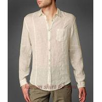 China Man Linen/Flax Shirts wholesale
