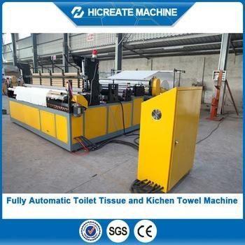 Quality 2014 /HC-TT Full-Automatic Toilet Paper Making Machine for sale