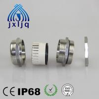 Stainless steel Metric thread type cable gland Manufactures