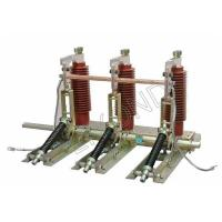 LYE 106JN22-40.5/31.5kv 3-pole Indoor High voltage disconnect switch Manufactures