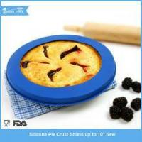 China Silicone Pie Crust Shield up to 10 New on sale