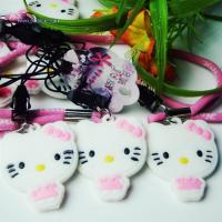 Crafts Hello kitty phone pendant Item:20137574123