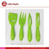 Knife 4Pc color cheese knife set wholesale cheese knife Manufactures