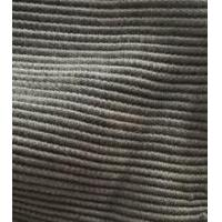 high quality stripe wool fabric for fashion coats Manufactures