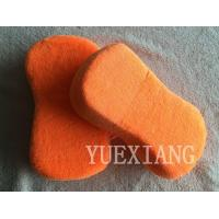 China Microfiber Cleaning cloth Cleaning Sponge Microfiber auto washing sponge on sale