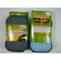 China Microfiber Cleaning cloth Cleaning Sponge Sponge Pads on sale