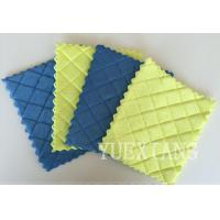 China Microfiber Cleaning cloth Cleaning Sponge Microfiber cleaning sponge cloth on sale
