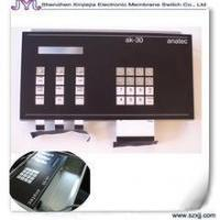 China 3x3 with 3x4 keys insert a card in the slot membrane switch keypads digital printing on sale