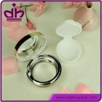 BB cream case air cushion empty compact cosmetic case with mirror Manufactures