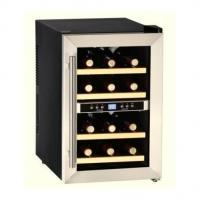 China dual zone 12 bottles wine cooler No.: 165 on sale