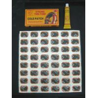 China Cold Patch Repair Kits Glue:20ml 1pc Cold Patch:(M)24x35mm- 48pcs on sale