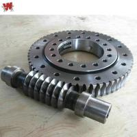 Worm Gear Reduction for Transmission Machine WG-008 Manufactures