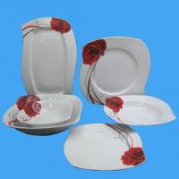 China New developed dinnerset YSDR2037 wholesale