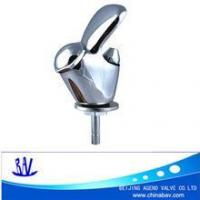 Round cap straight drinking faucet for drinking fountain faucet Manufactures