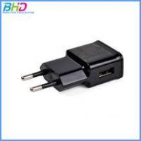 OEM Portable usb wall travel charger adapter for iphone For samsung 1A charger US and EU and UK Manufactures