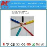 Copper Conductor House Wiring Cheap Building Cable Manufactures