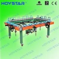 Steel Plate-Making Equipment (GW-TS-B)Silk screen frame maker Manufactures