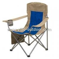 China Beach Chair foldable beach chair with carry bag and cup holder on sale