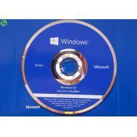 Microsoft Windows 8.1 Pro Pack 32 BitOr 64 Bit Retail Box French Version for PC Manufactures