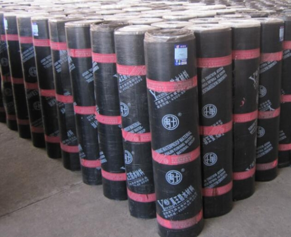 Quality CSR-156 SBS waterproofing membrane puncture-resistant root for sale