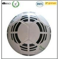 PU hand stitched soccer ball Manufactures