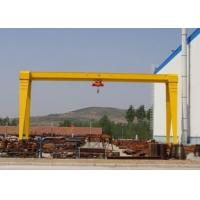 Buy cheap Cranes Single Girder Gantry Cranes from wholesalers