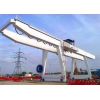 Buy cheap Cranes Doube Girder Gantry Cranes from wholesalers
