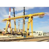 Buy cheap Cranes Rail Mounted Gantry Crane from wholesalers