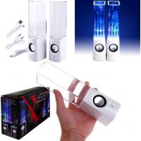 New USB LED Light Dancing Water Show Speaker Music for PC Laptop Manufactures
