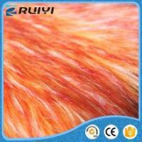 Buy cheap high quality long pile animal faux fur/artificial faux fur fabric from wholesalers