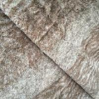 Buy cheap PV plush fake fur fabric 100% polyester from wholesalers