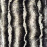 Buy cheap printed fake fur fabric, super soft artificial fur fabric from wholesalers