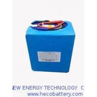 Buy cheap 20Ah 24V LiFePO4 Battery Pack For Electric Wheelchair / Scooter from wholesalers