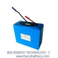 Buy cheap HECO 24V Lithium Ion Battery , 20Ah LiFePO4 Battery Pack For Energy Storage from wholesalers