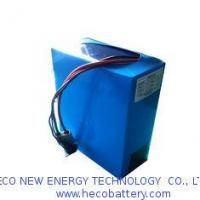 Buy cheap 40AH 24V LiFePO4 Battery Pack For Electric Scooter, Solar LED Light Power Battery from wholesalers