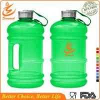 1 gallon water bottle plastic for fitness Manufactures