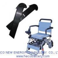Buy cheap 10Ah Electric Wheelchair Lithium Battery , 24V LiFePO4 Battery of Light Weight from wholesalers