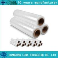 BOPET stretch film for packaging transparent polyester cling wrap film